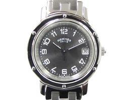 HERMES(エルメス エルメス クリッパー 腕時計 ウォッチ CL4.210