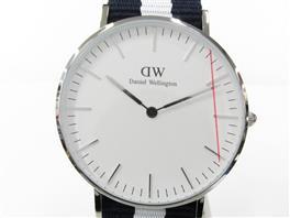 Daniel Wellington(ダニエルウェリントン ウォッチ 腕時計 ボーイズ [SWS]