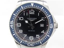 LONGINES(ロンジン ハイドロコンクエスト ウォッチ 腕時計 メンズ [SWS] ec05