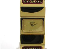 HERMES(エルメス エルメス ロケ 腕時計 ウォッチ LO1.201
