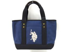 U.S. POLO ASSN.(ユーエス・ポロ・アッスン ユーエス・ポロ・アッスン ユーエスポロアソシエーション バッグ  トートバッグ 1862NVBG
