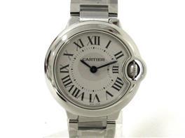 Cartier(カルティエ バロンブルーSM 腕時計 ウォッチ