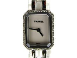 CHANEL(シャネル プルミエール ベゼルダイヤ 腕時計 ウォッチ