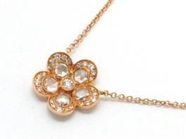 TIFFANY&CO(ティファニー ガーデンフラワー ダイヤモンド ネックレス