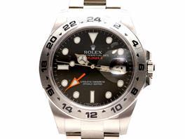 ROLEX(ロレックス エクスプローラー2 ウォッチ腕時計