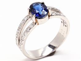 JEWELRY(ジュエリー ジュエリー サファイアリング ダイヤモンド 指輪