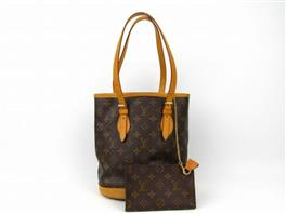 LOUIS VUITTON(ルイヴィトン ルイヴィトン バケット23 トートバッグ M42238