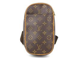 LOUIS VUITTON(ルイヴィトン ルイヴィトン ポシェット・ガンジュ ボディバッグ M51870