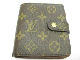 LOUIS VUITTON(ルイヴィトン ルイヴィトン コンパクト・ジップ 財布