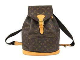 LOUIS VUITTON(ルイヴィトン ルイヴィトン モンスリGM リュックサック M51135