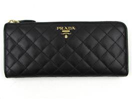 PRADA(プラダ L型ZIP長財布