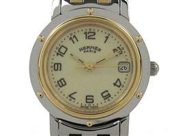 HERMES(エルメス エルメス クリッパー 腕時計 ウォッチ CL4.220