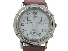 HERMES(エルメス クリッパークロノ 腕時計 ウォッチ