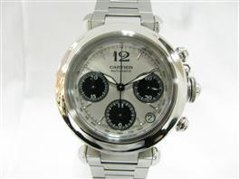 Cartier(カルティエ パシャC クロノ ウォッチ 腕時計