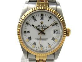 ROLEX(ロレックス デイトジャスト ウォッチ 腕時計 ボーイズ