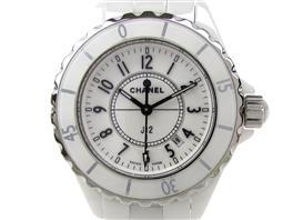 CHANEL(シャネル J12 33mm ウォッチ 腕時計 レディース