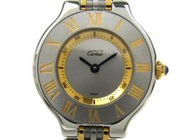 Cartier(カルティエ マスト21 ウォッチ 腕時計 レディース