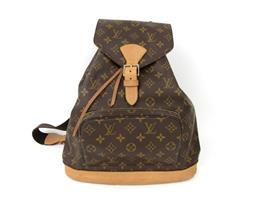 LOUIS VUITTON(ルイヴィトン モンスリGM リュックサック バックパック