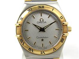OMEGA(オメガ コンステレーション ミニ ウォッチ 腕時計 レディース