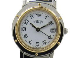 HERMES(エルメス エルメス クリッパー ウォッチ 腕時計 レディース CL4.220