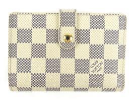 LOUIS VUITTON(ルイヴィトン ルイヴィトン ポルトフォイユ・ヴィエノワ がま口財布 N61676
