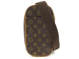 LOUIS VUITTON(ルイヴィトン ポシェット・ガンジュ ウエストバッグ ボディバッグ