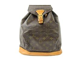LOUIS VUITTON(ルイヴィトン モンスリ リュックサック バックパック