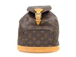 LOUIS VUITTON(ルイヴィトン モンスリMM リュックサック バックパック