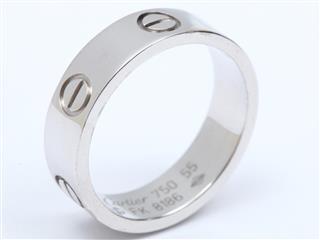カルティエ (Cartier) ラブリング リング 指輪