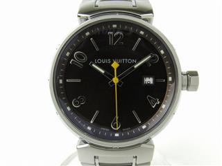 ルイヴィトン (LOUIS VUITTON) タンブール 腕時計 ウォッチ Q1111
