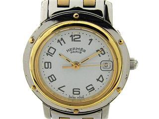 エルメス (HERMES) クリッパー ウォッチ 腕時計 レディース CL4.210