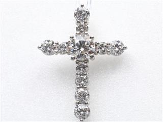 ジュエリー (JEWELRY) クロス ダイヤモンド トップ