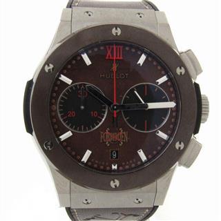 ウブロ (HUBLOT) クラシックフュージョン Forbide 腕時計 ウォッチ 521.NC.0589.VR.OPX14