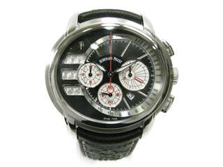オーデマ・ピゲ (AUDEMARS PIGUET) ミレネリーツアー クロノ ウォッチ 腕時計 26142ST.OO.D001VE.01
