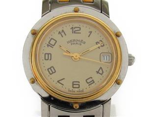 エルメス (HERMES) クリッパー 腕時計 ウォッ CL4.220