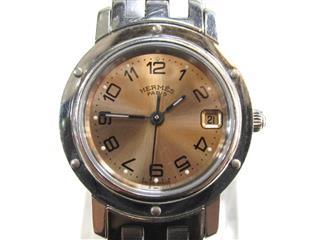 エルメス (HERMES) クリッパー 腕時計 ウォッチ CL4.210