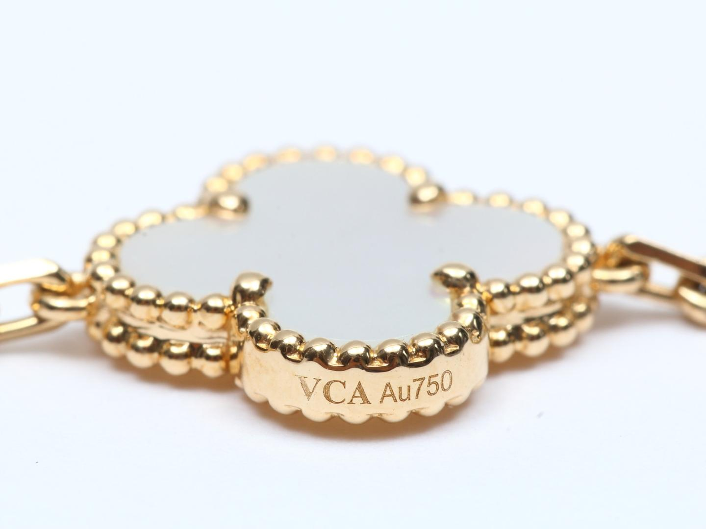 alhambra view jewelry front motifs en van collections vintage cleef us arpels bracelet
