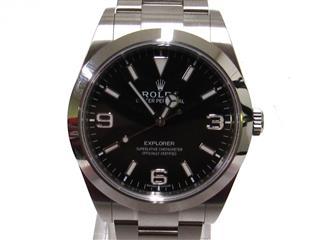 ロレックス (ROLEX) エクスプローラー1 腕時計 ウォッチ 214270