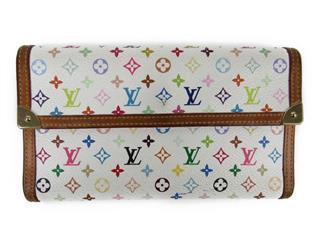 ルイヴィトン (LOUIS VUITTON) ポルトトレゾール・インターナショナル 三つ折長財布 M92659