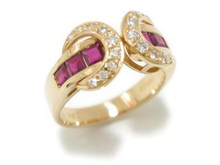ジュエリー (JEWELRY) ルビー リング 指輪