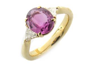 ジュエリー (JEWELRY) サファイア ダイヤモンド リング 指輪