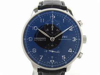 インターナショナル・ウォッチ・カンパニー (IWC) ポルトギーゼ クロノ 腕時計 ウォッチ IW371447