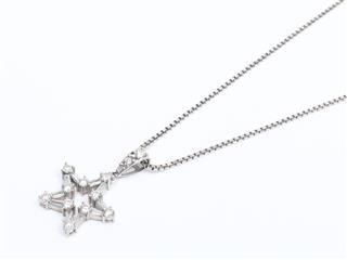ジュエリー (JEWELRY) ダイヤモンド ネックレス