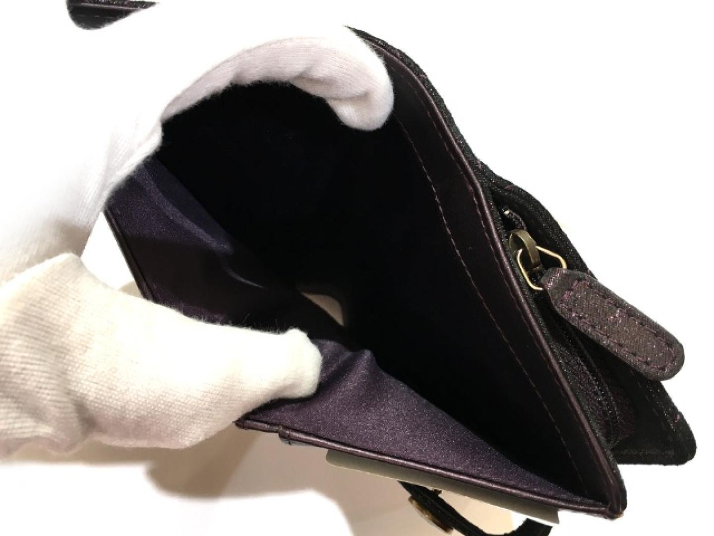 CHANEL サイフ・小物  二つ折り ラウンドファスナー財布/お買得/特価 財布