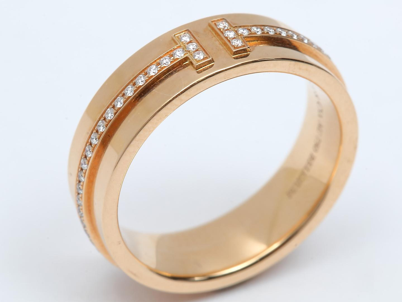 T TWO ダイヤモンド リング/おしゃれ/お買得 10号