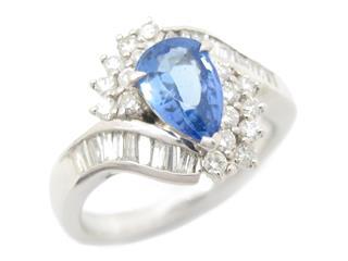 ジュエリー (JEWELRY) タンザナイト リング 指輪