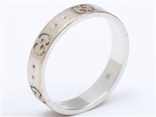 グッチ (GUCCI) アイコンリング 指輪
