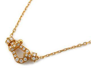 フレッド (FRED) フォース10 ダイヤモンド ネックレス