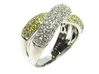 ジュエリー (JEWELRY) ダイヤモンドリング ダイヤ 11.4g