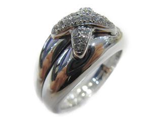 ショーメ (CHAUMET) リアン・ドゥ・ショーメ ダイヤリング 指輪